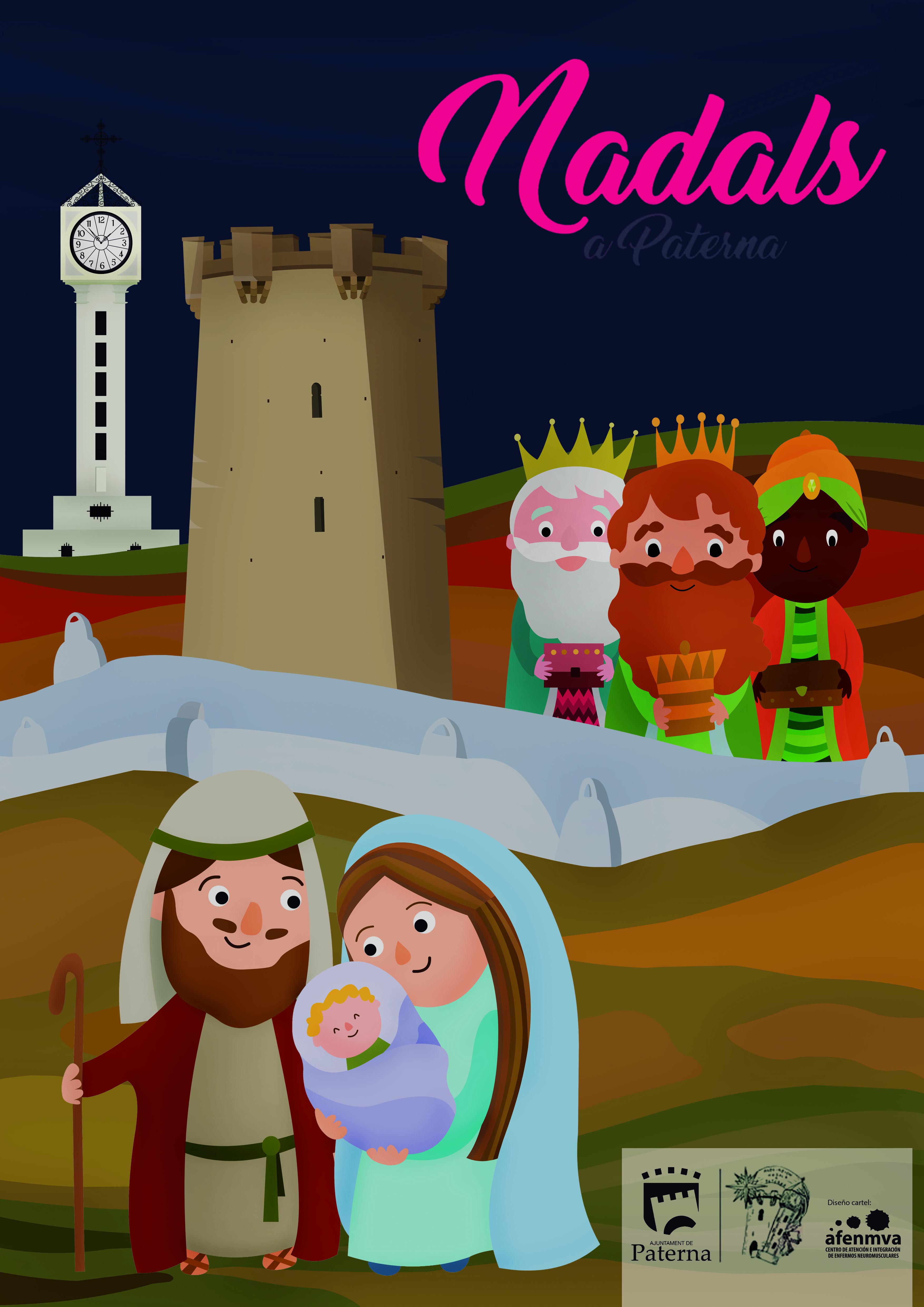 Cartel Nadals-con logos