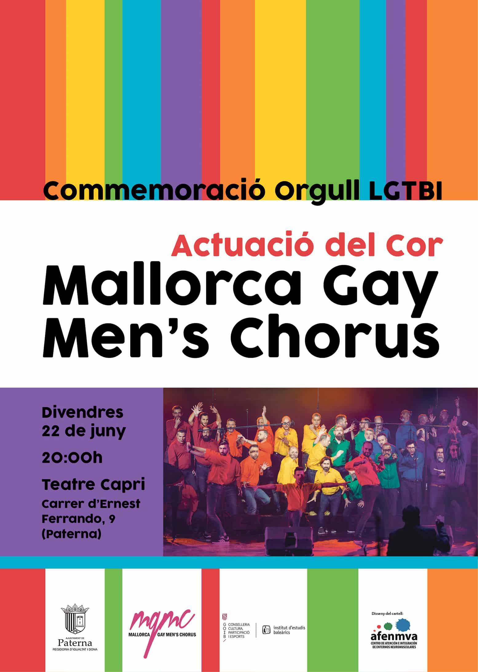 Cartel Orgullo LGTBI